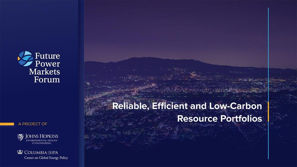 Resource portfolios - Slide 36