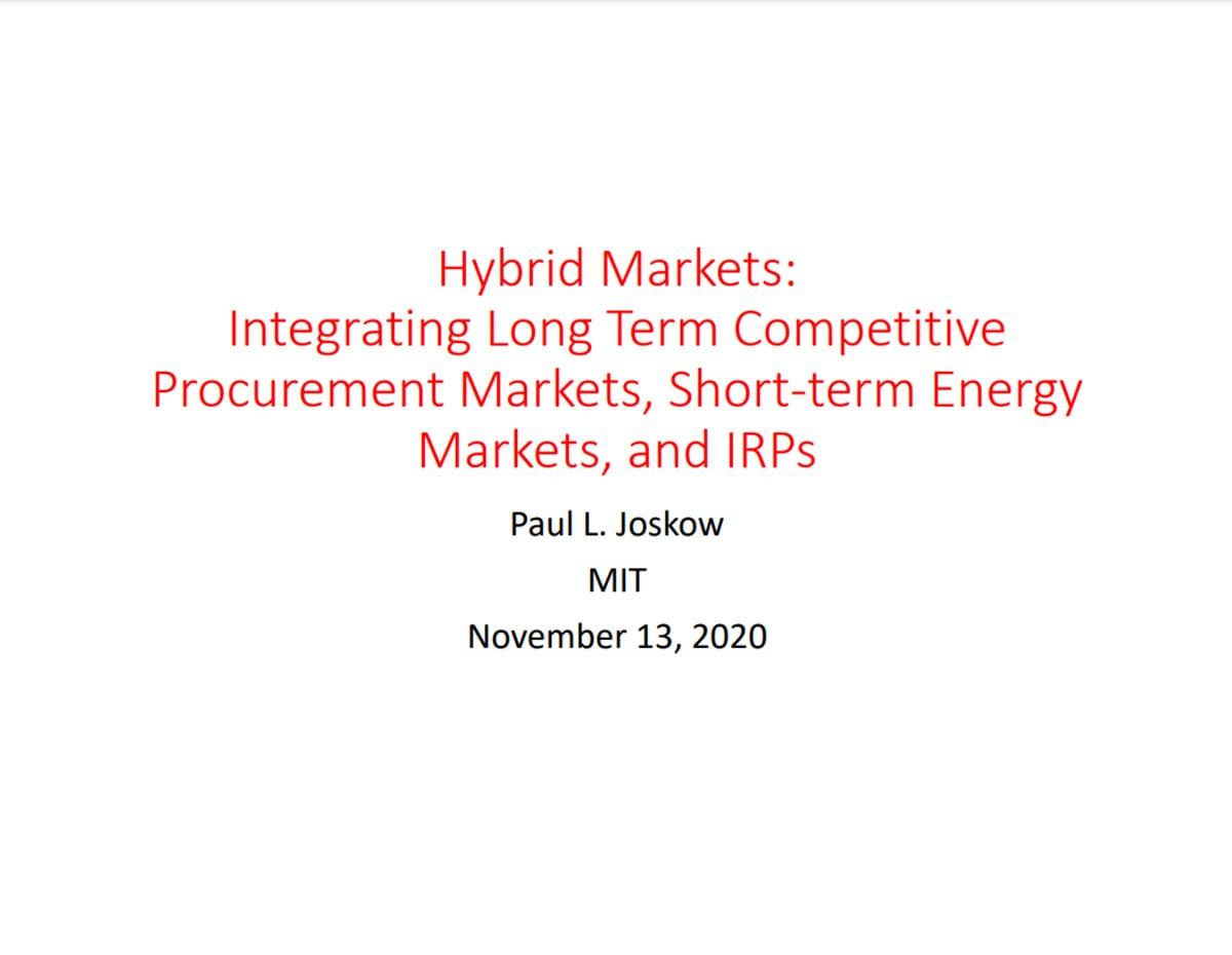Hybrid Markets - Slide 5